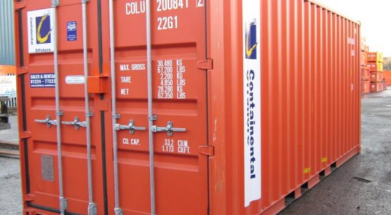 Các loại Container